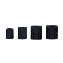 Black 10mm 12mm 14mm 16mm divisible gas block connector for retrofitting