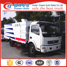 DFAC 7.5cbm capacity road sweeper from original factory for sale