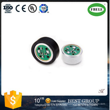 Em9745-PCB 9.7mm Omnidirectional Electret Condenser Microphone with Soldering (FBELE)