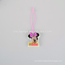 Customized Mickey Mouse Phone Charm