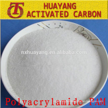 cation polyacrylamide flocculant for waste water treatment