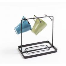 Металлическая домашняя стеллаж для хранения на кухне
