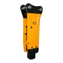 Rhb100 Edt800 Open Type Hydraulic Jack Hammer For 15 Ton Excavator