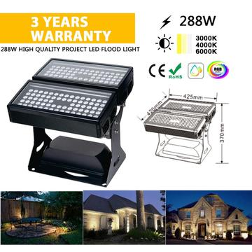 24V Outdoor Garden Yard LED Flutlicht