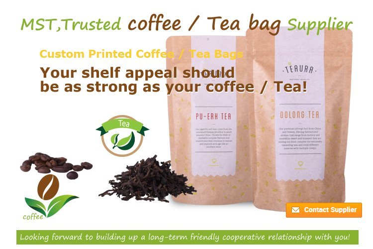 tea packaging bag