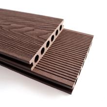 Waterproof 3D Wood Grain Embossing Composite Decking Outdoor WPC Flooring