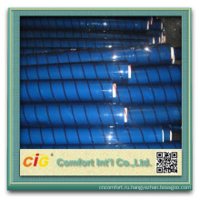 Очистить рулон прозрачной пленкой ПВХ