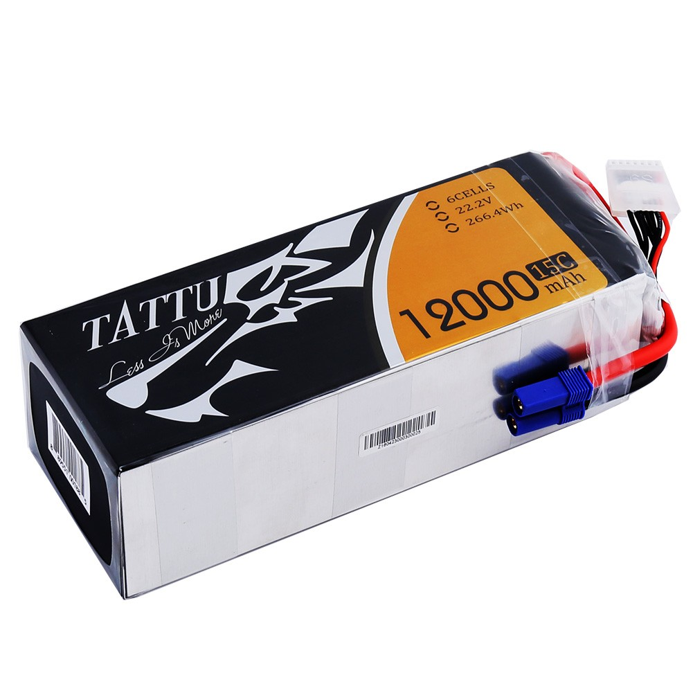 Tattu 12000mAh Battery