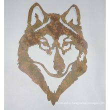 Metal Animal Shape Wall Decoration for Sale