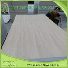 Forneça a madeira compensada extravagante da teca do Ep da categoria 1.8-3.6mm de 3A de Linyi