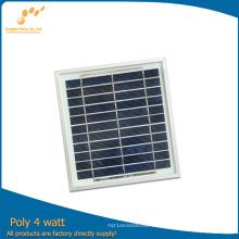 Panel solar mini policristalino de 4W (SGP-4W)