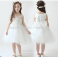 2016 Brand New Flower Girl Dresses White/Ivory Real Party Pageant Communion Dress