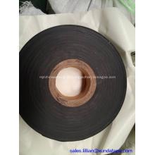 Fita de camada externa com suporte de HDPE e adesivo de borracha butílica