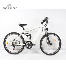 Pedal assisstance ebike bicyclette électrique Electric mountain bike 2017