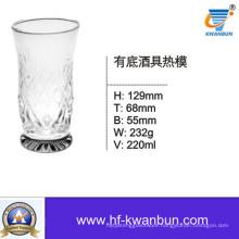 High Quality Modern Glass Cup Glassware Kb-Hn0350