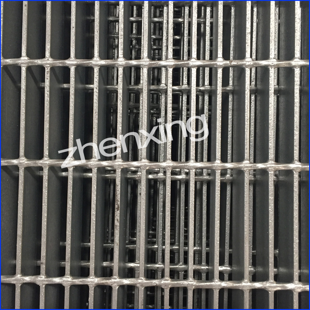 Pressed Welded Steel Grid