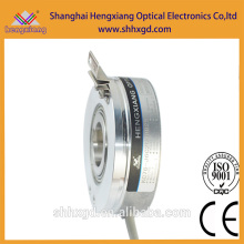 Hengxiang codificador hueco KC76 ranurado sensor óptico 32768 pulso 32768ppr