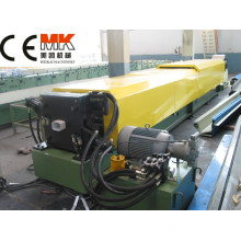 Downspout Down Pipe Roll Forming Machine, elbow machine