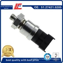 Sensor de presión del aceite del automóvil / del camión Indicador del transductor 51.27421.0205 51274210205 para el camión del hombre