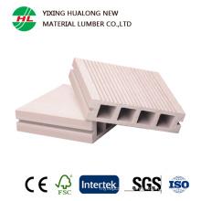 Hollow WPC Wood Plastic Composite Outdoor Flooring (M53)