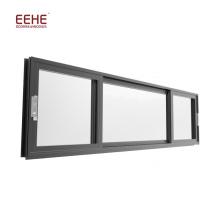 Matériau de l'auvent en aluminium de style ouvert pour fenêtres de lucarne de toit