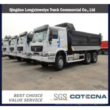 Caminhão de descarregador de Sinotruk HOWO 6X4 20-30ton 15cbm