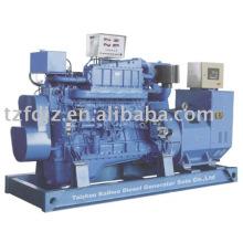 groupes électrogènes diesel marins