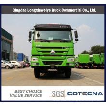 China Camión pesado del camión volquete del volquete de Sinotruk HOWO 336 HP 6 * 4 13m3 25ton (ZZ3257N2947)
