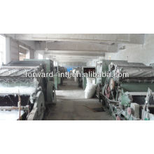 manufacture of dehaired / combed animal hair in China
