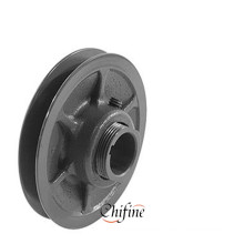 Small Electric Motor Pulley for machinery Part