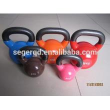 kettlebells y pesas