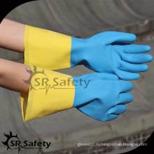 SRSAFETY 2014 новые промышленные нитриловые бытовые перчатки