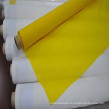 Tela de malla de malla de poliéster 60 malla de impresión de malla