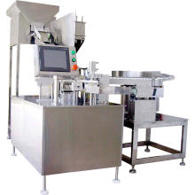 Effervescent tablets packaging machine