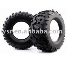 Roues en caoutchouc de pneu RC personnalisé