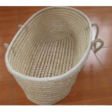 (BC-BA1001) Hot-Sell Handmade Stroh Schlafen Baby Korb