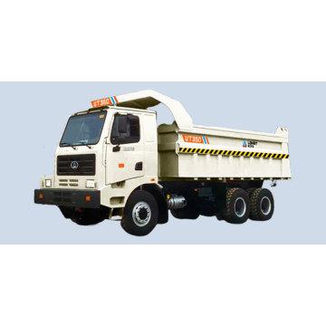 camión volquete de minería subterránea