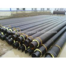 Aislamiento térmico tubo de acero