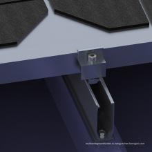 Металлическая крыша мини-рельс Солнечный набор 1 МВт Солнечной системе
