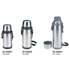 18/8 Stainless Steel Vacuum Insulated Flask Svf-1000e