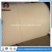 Farbige PP / PE / HDPE Plain Weave Kunststoff Wire Mesh / Net / Netting / Web