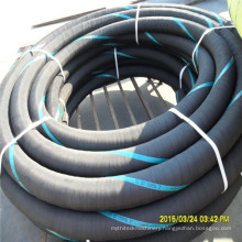 3 Inch Steel Wire Inserted Rubber Hose for Water Pump Suction 10bar