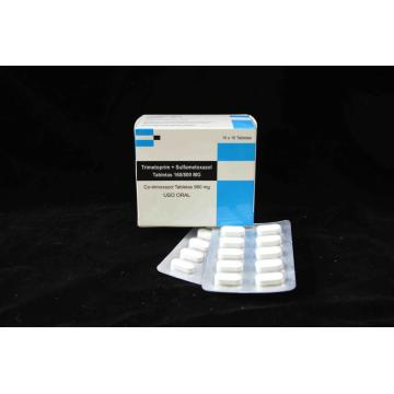 Cotrimoxazole Tablet BP / USP 800mg / 160mg