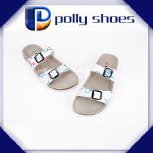 Betula Womens Flip Flop Sandals Size 38 White Nubuck