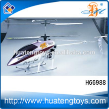 2014 Экстренная большая напольная игрушка вертолет гироскопа 3.5CH RC гидровлический вертолет LargeRC для взрослого H66988