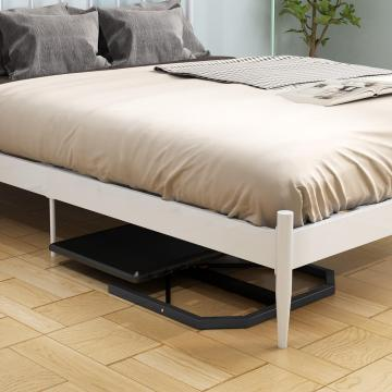 Mesa de cama robusta y estable
