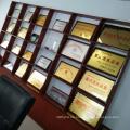 Wasser-Luft-Gold-Reinigungs-Aktivkohle für Verkauf