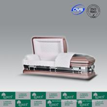 Hochwertige amerikanische 18ga Metall Sarg Coffin_Luxes