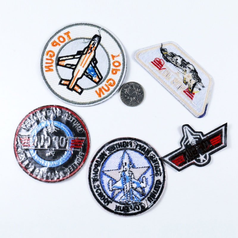 Air Force Badge Embroidered
