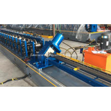 Warehouse Storage Rack Roll Forming Machine